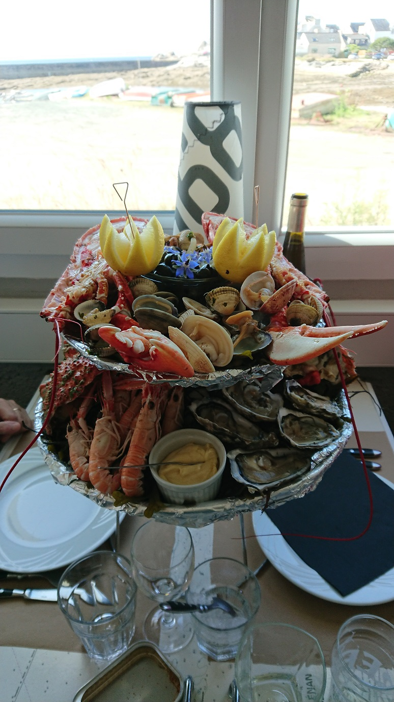 plateu de fruits de mer royal 2019